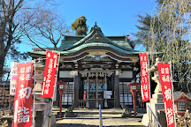 Kawagoe Hachimangu, Kawagoe, Japan