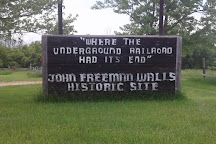 John Freeman Walls Historic Site & Underground Railroad Museum, Lakeshore, Canada