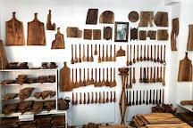 Olive Wood Traditional Workshop, Adele, Greece