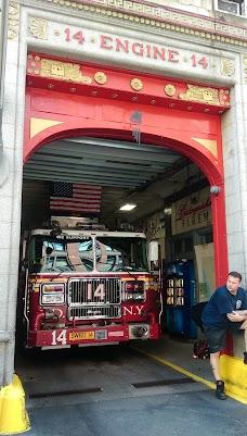 FDNY Engine 14 new-york-city USA