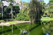 Parque Municipal Americo Renee Giannetti, Belo Horizonte, Brazil