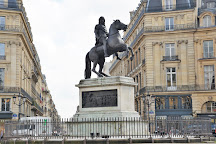 Statue Equestre de Louis XIV, Paris, France
