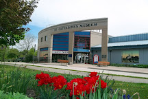 St. Catharines Museum and Welland Canals Centre at Lock 3, St. Catharines, Canada