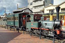 Dogo Onsen Station, Matsuyama, Japan