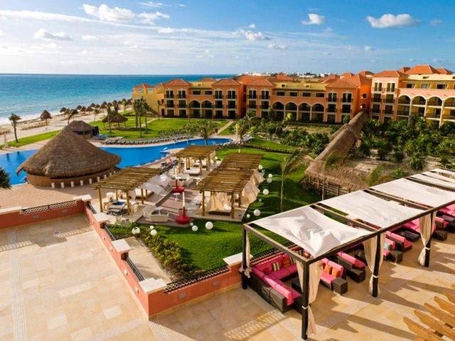 Ocean Coral & Turquesa (Cancun...Mexico)