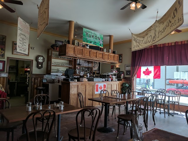 Dawson City Restaurant