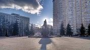 Памятник Ленину на фото Красногорска