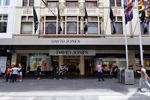 David Jones, Melbourne, Australia