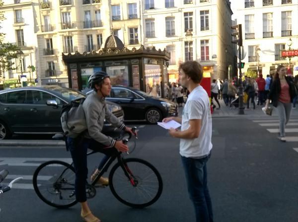 Paris en Selle