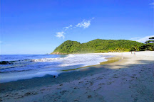 Jureia Beach, Sao Sebastiao, Brazil