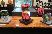 2400 Fahrenheit Art Glass, Volcano, United States