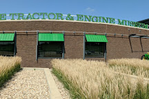 John Deere Tractor & Engine Museum, Waterloo, United States