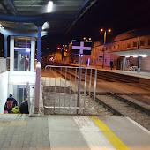 Железнодорожная станция  Zielona Gora Glowna