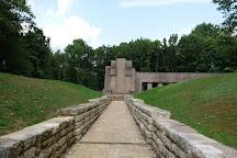 Trench of the Bayonets, Verdun, France