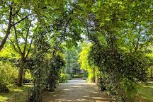 Jardin Emile Galle, Paris, France