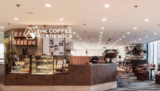 The Coffee Academics Harbour City