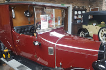 Newburn hall motor museum, Newcastle upon Tyne, United Kingdom
