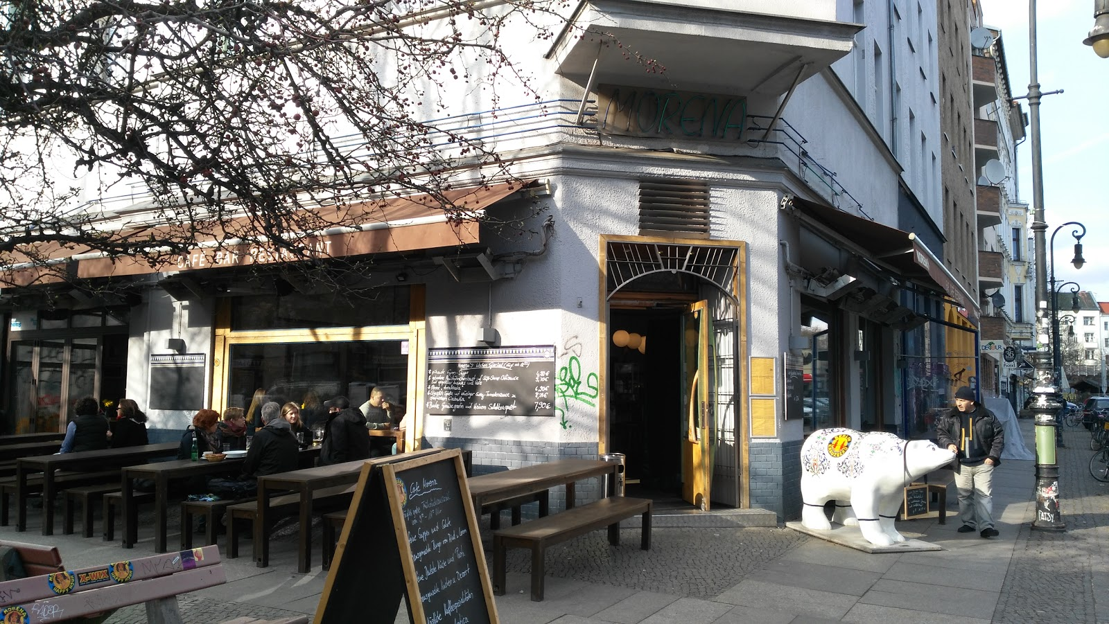 Cafe Morena: A Work-Friendly Place in Berlin