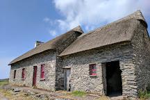 Irish Famine Cottages, Dingle, Ireland