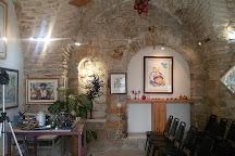 Sheva Chaya Glassblowing Gallery, Safed, Israel
