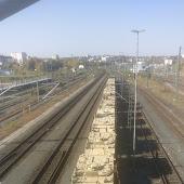 Станция  Hof Hbf