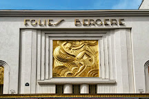 Folies-Bergere, Paris, France