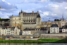 Chateau Royal d'Amboise, Amboise, France