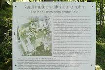 Kaali Meteorite Crater, Saaremaa, Estonia