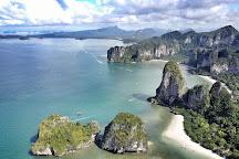 Railay Beach, Railay Beach, Thailand