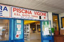 Piscina Vigone, Turin, Italy