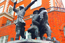National Firefighters Memorial, London, United Kingdom