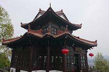 Jiangnan Great Wall, Linhai, China