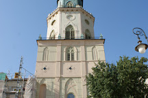 The Metropolitan Cathedral of St. John the Baptist and John the Evangelist, Lublin, Poland