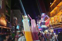 Songkran Festival Khao San Road, Bangkok, Thailand