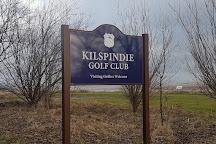 Kilspindie Golf Club, Aberlady, United Kingdom