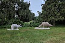 Prairie Moon Sculpture Garden, Cochrane, United States