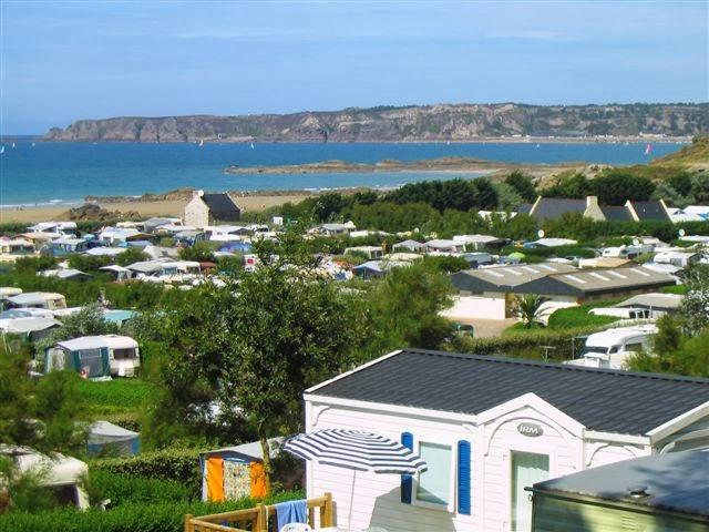 Camping Plage de Saint Pabu et de la Ville Berneuf