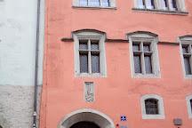 Kepler Gedaechtnishaus, Regensburg, Germany