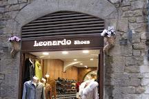 Leonardo Shoes, Florence, Italy
