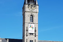 Town Hall and Belfry, Dendermonde, Belgium