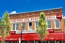 Thompson's Store, Saluda, United States