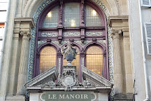 Le Manoir de Paris, Paris, France