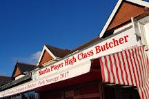 Martin Player High Class Butcher, Cardiff, United Kingdom