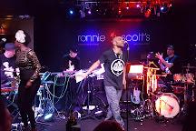 Ronnie Scott's Jazz Club, London, United Kingdom