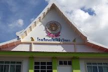 Wat Klang Phra Aram Luang, Nang Rong, Thailand