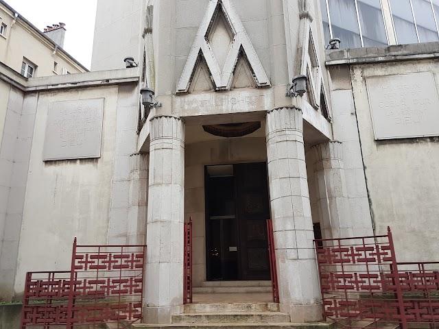 Église Sainte-Agnès d'Alfort