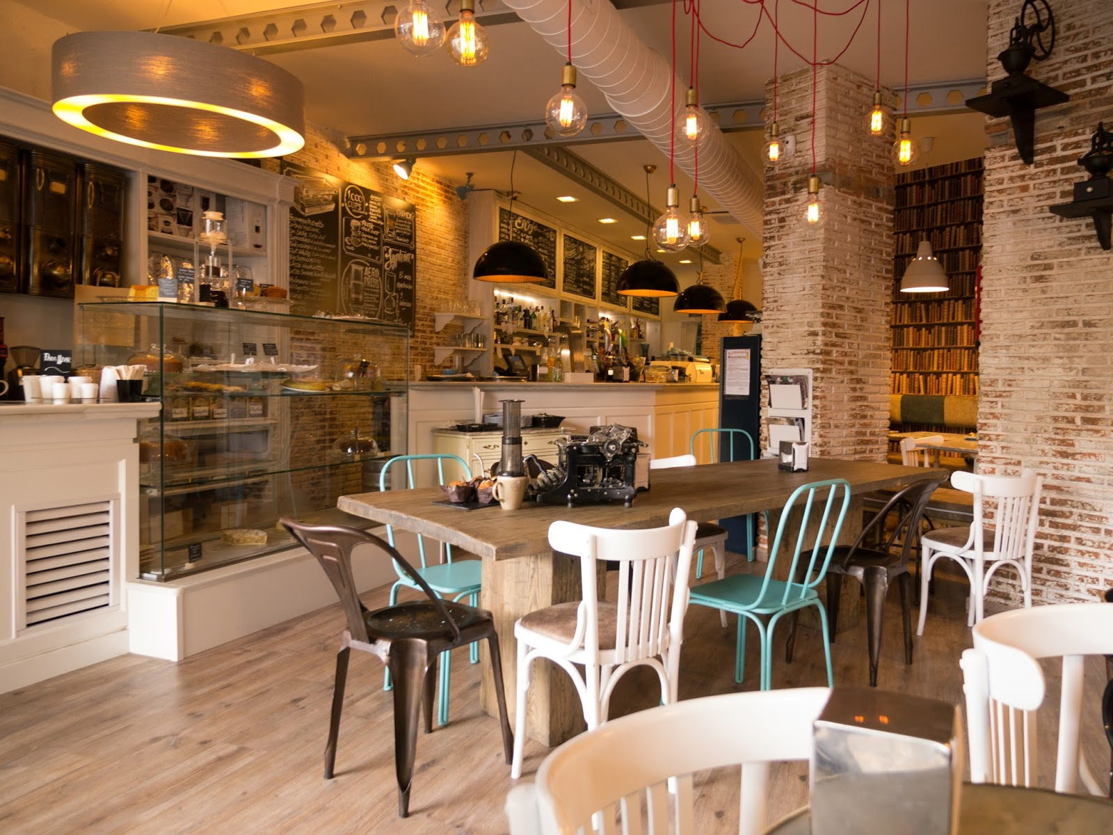 1000 Cups Madrid: A Work-Friendly Place in Madrid