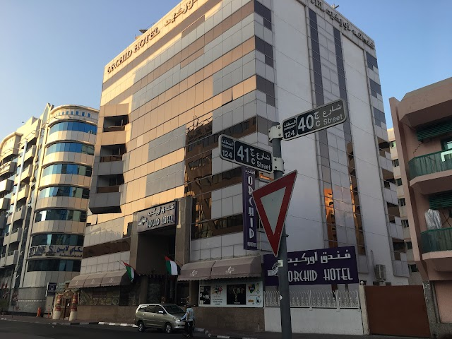 ORCHID HOTEL DUBAI UAE