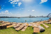 Hickson Road Reserve, Sydney, Australia