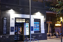 Konbe Cocktail Bar, Barcelona, Spain